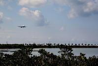 見慣れた光景だったけど、今では貴重 - 南の島の飛行機日記