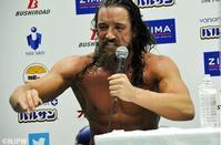 1・5新日本プロレス東京ドーム大会失意のジェイ・ホワイト - 無駄遣いな日々