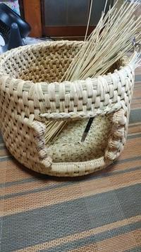 猫ちぐら作製 - 今猫ちぐら作成に大はまり!!          (My handmaid items and Farmer's daily life)