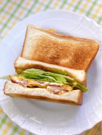 おうちごはん色々。サンドイッチが大好きです。 - あれも食べたい、これも食べたい!EX