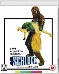 「シュロック」Schlock  (1971) - なかざわひでゆき の毎日が映画三昧