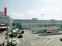 阪急茨木市駅 - レトロな建物を訪ねて