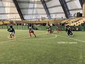 【DUOPARK FC New Year Cup】 January 9, 2021 - DUOPARK FC Supporters