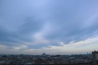 乳房雲(層積雲) - 日々の風景