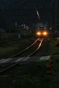夕闇を行く - ゆる鉄DEイコー!