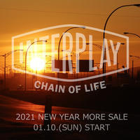 2021 NEW YEAR MORE SALE!! - INTERPLAY BLOG