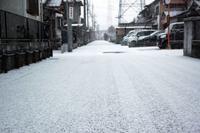 雪 - 西美濃逍遥1