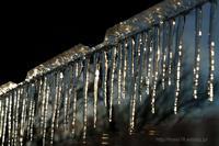 冬のクリスタル - デジタルで見ていた風景
