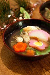 おうちでgoto/広島風お雑煮 - KICHI,KITCHEN 2