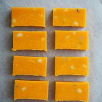 オレンジ石けん② - sola og planta ハーブを育てながら