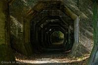 熊延鉄道八角トンネル跡 - Mark.M.Watanabeの熊本撮影紀行