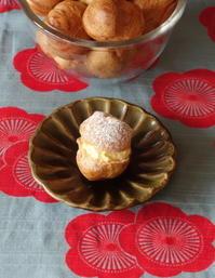 シュークリーム - Baking Daily@TM5