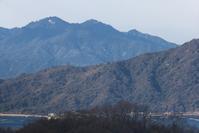 遠景(2021/01/09) - まるさん徒歩PHOTO 4:SLやまぐち号・山風景など…。 (2018.10.9~)
