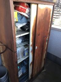 【整理収納実例】義母宅の片づけ2物置・工具編 - ひまづくり日記(50歳からの暮らしのヒント)