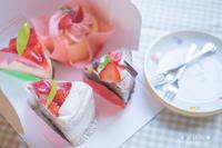 ショコラの苺ケーキ。 - Yuruyuru Photograph