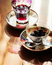 黒豆と赤ワイン - Rose ancient 神戸焼き菓子ギャラリー