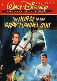 「赤いリボンに乾杯!」The Horse in the Gray Flannel Suit  (1968) - なかざわひでゆき の毎日が映画三昧