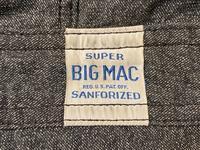 1月13日(水)マグネッツ大阪店Vintage入荷日!! #4 Work編! Milkman, ShopCoat,Lee 91-B,RailroadJKT,SUPER BIG MAC!! - magnets vintage clothing コダワリがある大人の為に。