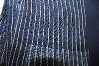 古布木綿岩手地域麻織物Japanese Antique Textile Iwate Hemp textile - 京都から古布のご紹介