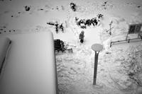 コロナの年に大雪が降った#02駅南雪模様20210112 - Yoshi-A の写真の楽しみ
