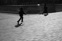 冬の日向を駆け抜けり - 父ちゃん坊やの普通の写真その3