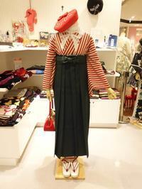 レースを使った袴洋装mixコーデ - 豆千代モダン Blog