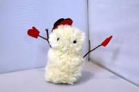 ポンポン人形~ 雪だるま ~ - 鎌倉のデイサービス「やと」のブログ