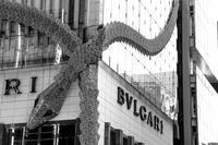 2021バレンタイン ブルガリ - ダイヤモンドは裏切らない
