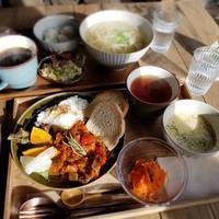 GATE  FLOWER FIELD * GAFLO CAFEの美味しいヴィーガンランチ♪ - ぴきょログ~軽井沢でぐーたら生活~