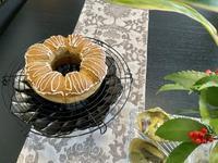 チャイティーリング - カフェ気分なパン教室  *・゜゚・*ローズのマリ