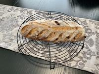 『ナッツのチーズワインブロート』レッスン - カフェ気分なパン教室  *・゜゚・*ローズのマリ