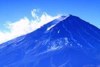 令和3年1月の富士(4)河口湖岸からの富士 - 富士への散歩道 ~撮影記~