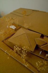 スタディ模型 - 池内建築図案室 通信