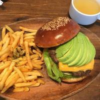 ハンバーガー - 新田裕亮のグルメブログ