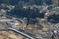 帰っていく汽車、来る電車- 2020年・東武日光線 - - ねこの撮った汽車