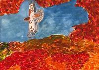 稲沢教室、児童コース、3、4年生コンクールの絵。2 - 大﨑造形絵画教室のブログ