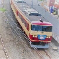 185系200番台(国鉄特急色OM08編成) - HIRO☆の鉄旅ブログ
