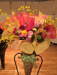 12月27日/ピアノ発表会 - お花は幸せの贈りもの~Sweet Lees