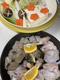 関東風「ふぐ鍋」の夜 - あの日、あの時、あの場所で
