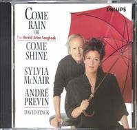 "♪741 Sylvia McNair "" Come Rain Or Come Shine - The Harold Arlen Songbook "" CD 2021年1月14日 - 侘び寂び"