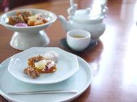 韓国伝統菓子を教えていただきました@moon_flowercake - お茶をどうぞ♪