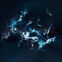 Jennifer Curtis & Tyshawn Sorey - Invisible Ritual アジア的な要素がエキゾでなく洗練され鳴らされるヴァイオリンとパーカス/ドラムのアブストラクトジャズ - 鴎庵
