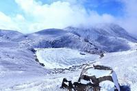 中岳1月13日Vol.2 - 九重山行クラブ「四季祭 」