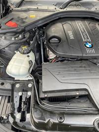 BMW320dがオーバーヒート!!!! - ぷんとの業務日報2ndGear