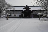 新年を迎えた住吉神社 - ときどきの記 from 小樽