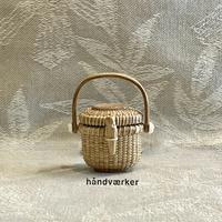 新年最初のオーダーも・・・ - handvaerker ~365 days of Nantucket Basket~