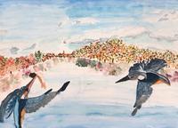 稲沢教室、児童コース、コンテストの絵。4 - 大﨑造形絵画教室のブログ