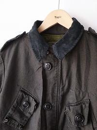 カナダ軍 MK2 コンバットジャケット BLACK USED - 【Tapir Diary】神戸のセレクトショップ『タピア』のブログです