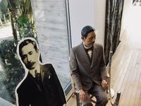 新年、漱石山房記念館へ行く - 牧師館のお茶会