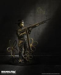 Banksy's Crayon Shooter LA Gold Edition - 下呂温泉 留之助商店 入荷新着情報